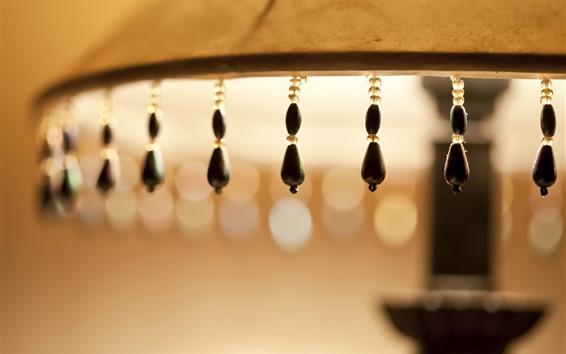 Fond d'écran Lampe, décoration, brumeux