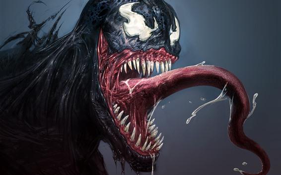 Fondos de pantalla Marvel Comics, Venom, imagen de arte