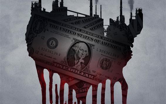 Papéis de Parede Um dólar, série de TV