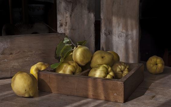 Wallpaper Pears, fruit, still life