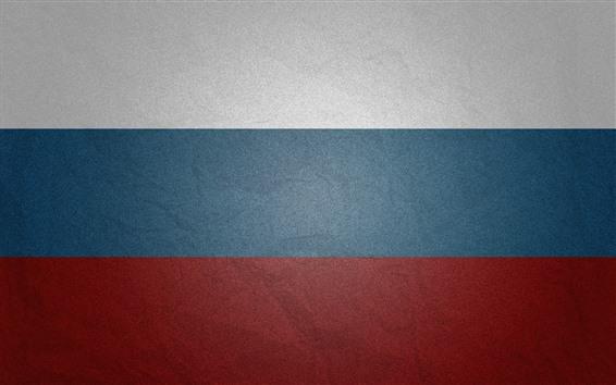 Wallpaper Russia flag