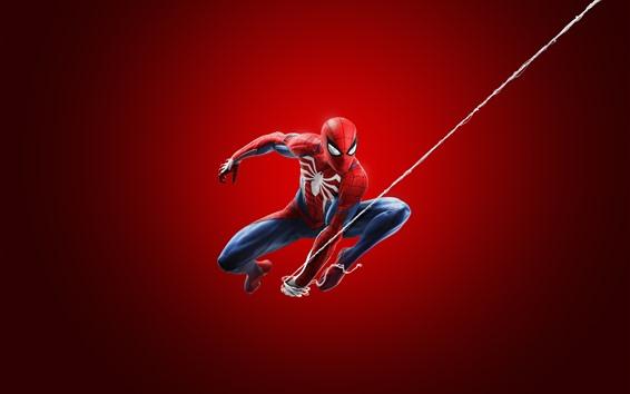 Wallpaper Spider-Man, 2018 E3 game