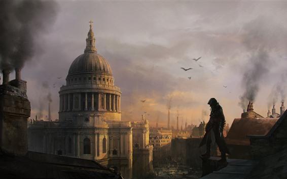 Papéis de Parede Assassin's Creed: Syndicate, Londres, imagens de arte