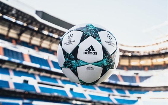 Wallpaper Football, Adidas, sport
