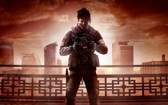 Papéis de Parede Jogo da Ubisoft, Rainbow Six Siege: Operation Red Crow