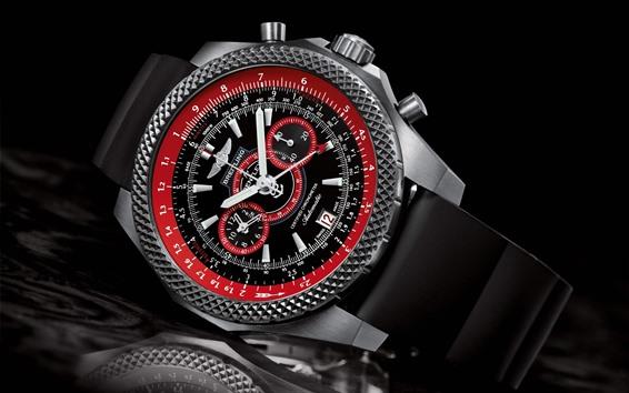 Wallpaper Breitling wristwatch