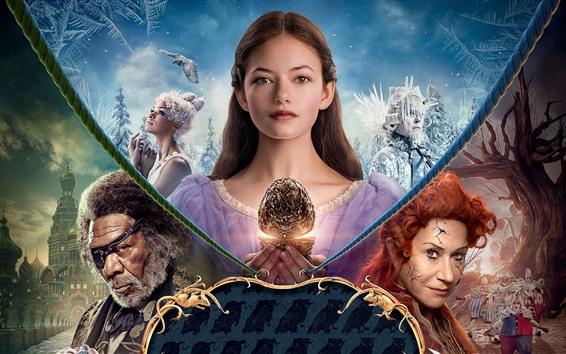 Fond d'écran Film Disney, Casse-Noisette et les Quatre Royaumes