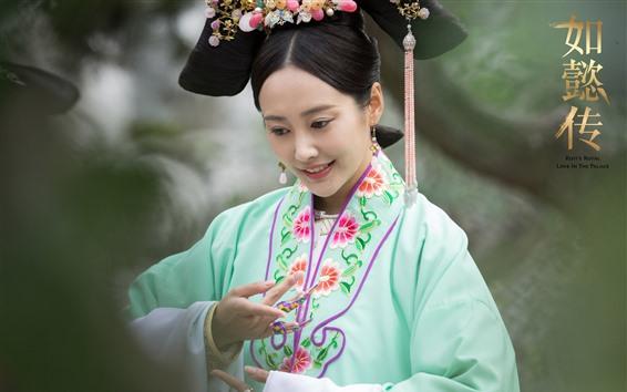 Wallpaper Li Chun, Ruyi's Royal Love in the Palace