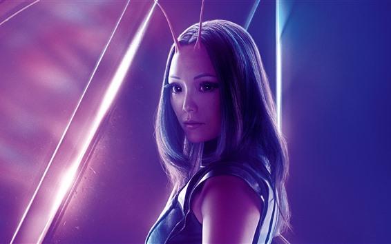 Fondos de pantalla Mantis, Los Vengadores: La Guerra Del Infinito