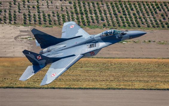 Fondos de pantalla MiG-29A luchador multi-rol