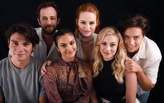 Papéis de Parede Riverdale, série de TV