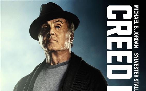 Papéis de Parede Sylvester Stallone, Creed 2
