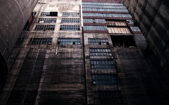Обои Здания, стены, окна
