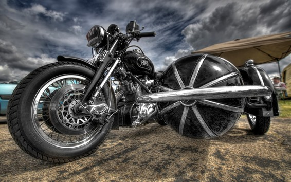 Wallpaper Cool motorcycle