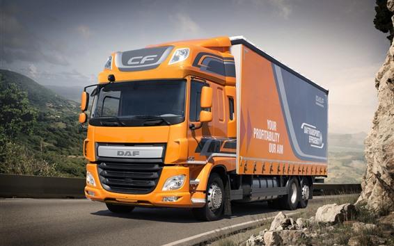 Papéis de Parede DAF CF 320 caminhão