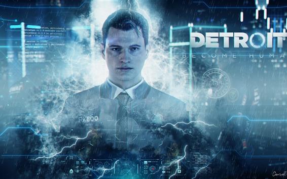 Fondos de pantalla Detroit: hazte humano