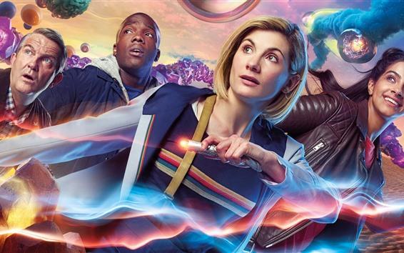 Papéis de Parede Doctor Who, série de TV