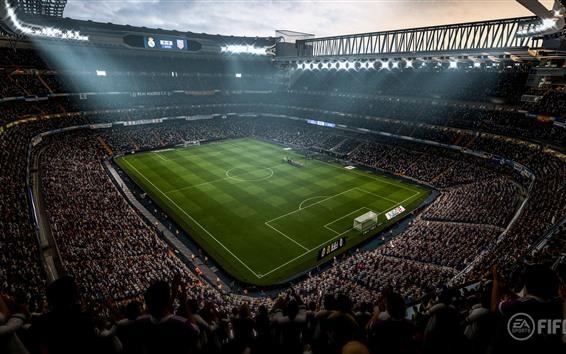 Papéis de Parede FIFA 18, EA Sports
