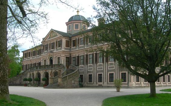 Fondos de pantalla Alemania, Rastatt, Palace