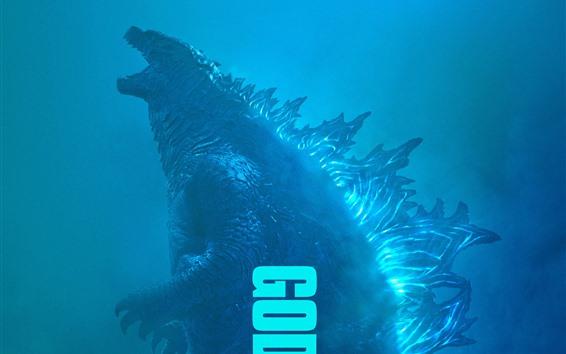 Wallpaper Godzilla: King of the Monsters