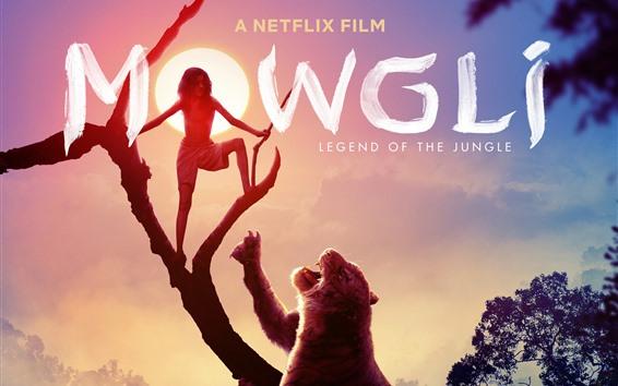 Fondos de pantalla Mowgli: La leyenda de la selva