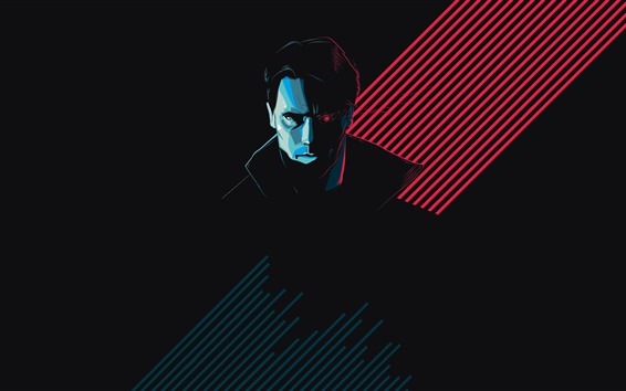 Fondos de pantalla Robot, Terminator, imagen artística