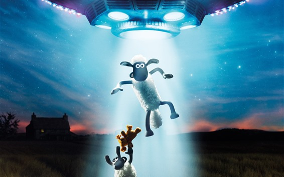 Fondos de pantalla Shaun las ovejas 2