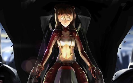 Fondos de pantalla Chica anime, Asuka Langley Soryu