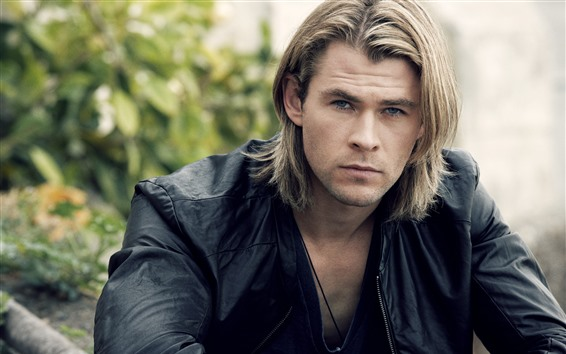 Wallpaper Chris Hemsworth, actor