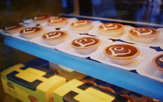 Fond d'écran Délicieux cupcakes