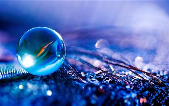 Fondos de pantalla Bola de cristal, brillo, brujería