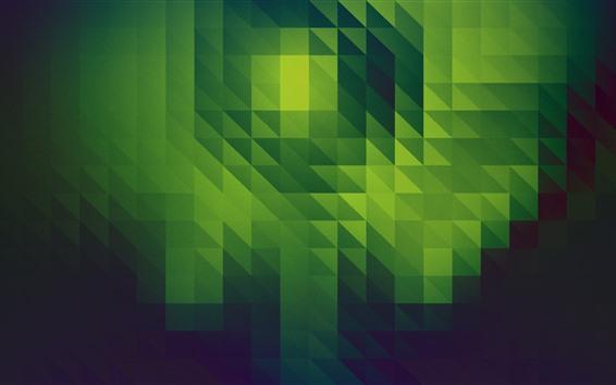 Fondos de pantalla Fondo abstracto verde, textura