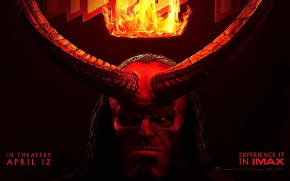 Fondos de pantalla Hellboy 2019