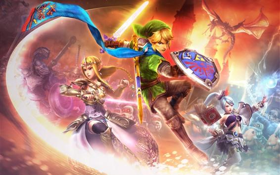 Fondos de pantalla Legend of Zelda, juegos de PC