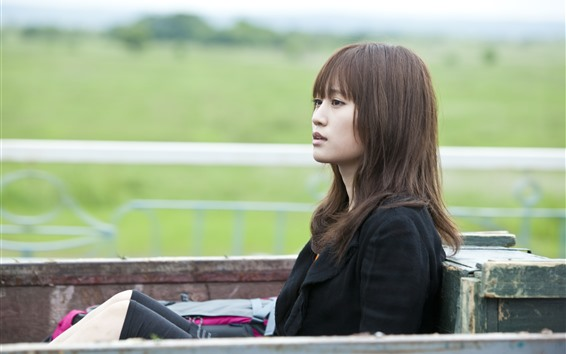Fondos de pantalla Maeda Atsuko 01