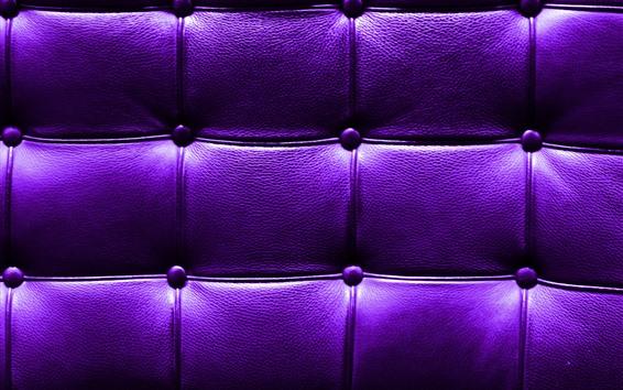 Fondos de pantalla Textura de cuero púrpura