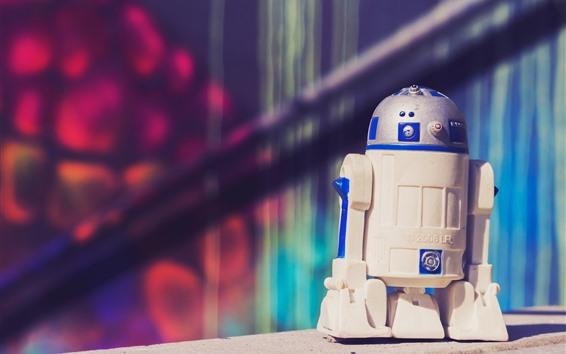 Fondos de pantalla Juguete robot R2-D2