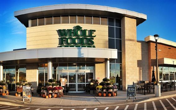 Fondos de pantalla Supermercado, Texas, EE.UU.