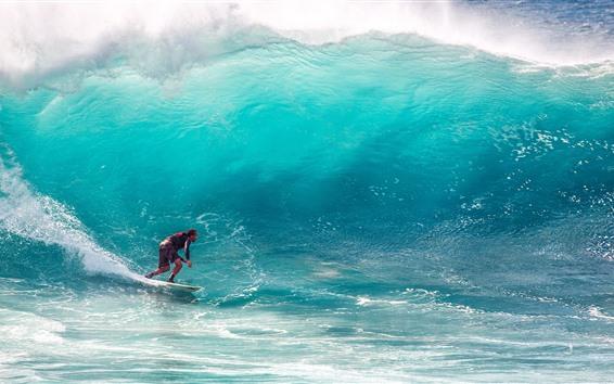 Fondos de pantalla Surf, mar, olas, salpicaduras de agua