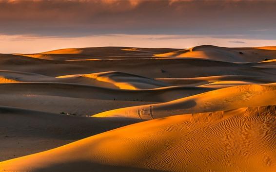 Fondos de pantalla Desierto de Tengger, Mongolia interior, China