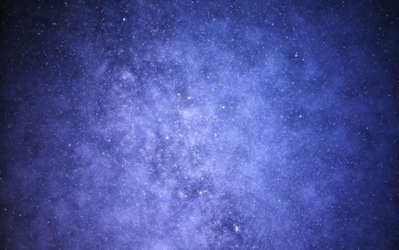 Papéis de Parede Estrelado lindo, céu
