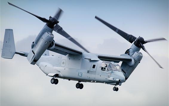 Fondos de pantalla Bell Boeing V-22 Osprey Tiltrotor aviones