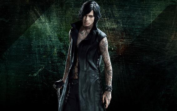 Fondos de pantalla Diablo mayo Cry 5, hombre del tatuaje