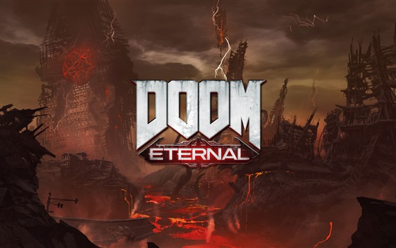 Wallpaper Doom Eternal