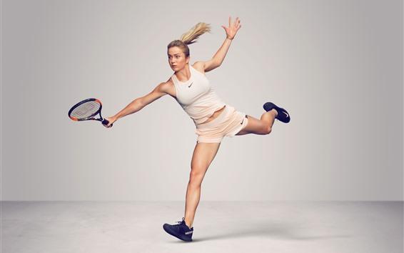 Wallpaper Elina Svitolina, tennis, sport