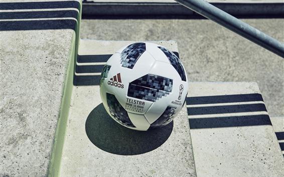 Papéis de Parede Futebol, escadas