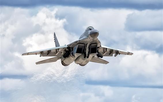 Wallpaper MiG-29SMT fighter