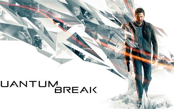 Fondos de pantalla Juego de Quantum Break, Xbox