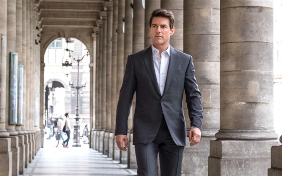 Fondos de pantalla Tom Cruise, actor