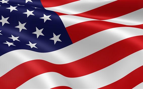 Papéis de Parede bandeira americana